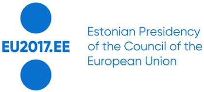Logo of Estonian EU Precidency 2017