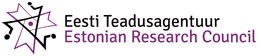 Estonian Research Council logo